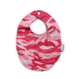 The Essential Bib in PINK CAMOUFLAGE