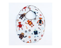 The Essential Bib in ROBOT FACTORY FEATURED