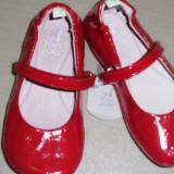 Twirl PATENT RED