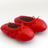 Celestina Ballet Shoes STUNNING RED