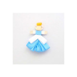 Celestina Princess Sculpture Bow CINDERELLA