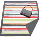 JJ Cole Essentials Mat GRAY RED