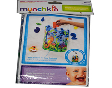 Munchkin BATH FRIENDS TOY ORGANIZER FEATURED