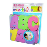 Munchkin BATH LETTERS AND NOS GIRL