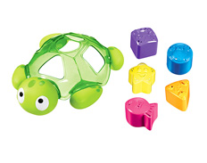 Munchkin BATH SHAPE SORTER FEATURED