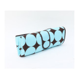 Spinkie Essential Diaper Mat Clutch BLUE DISCO DOT
