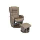 Manhattan Glider Chair LATTE