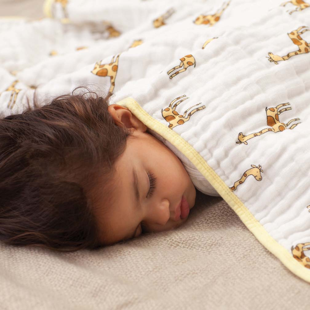 Jungle Jam anais Dream Blanket aden
